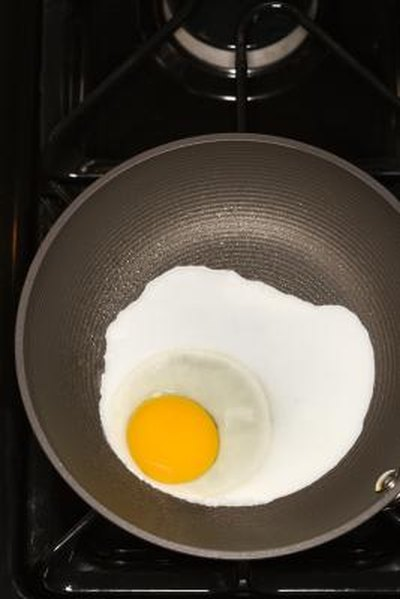 The Best Way to Fry an Egg Without Sticking