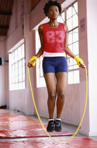 Does Jumping Rope Help With Sprinting?