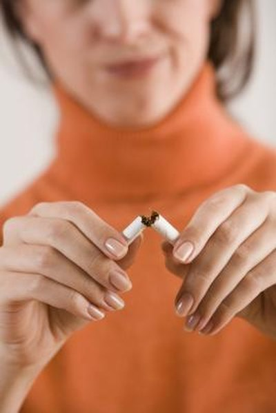 Symptoms After You Quit Smoking