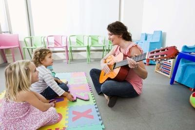 Importance of Music & Movement in the Education of Young Children