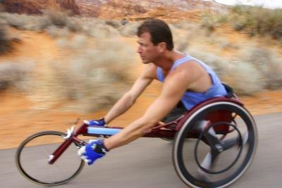 Upper-Body Wheelchair Exercises