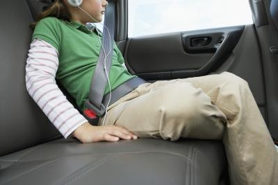 Height Requirement for a Child Riding in the Front Seat