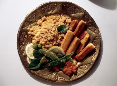 Bulgur Wheat Calories