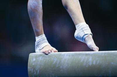 How Does Prewrap Tape Help Gymnasts?