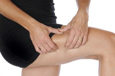 How to Tighten Loose Skin on My Legs