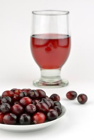 Interactions of Cranberry Juice & Amoxicillin
