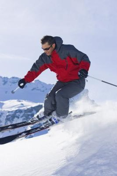 Training Exercises for Downhill Skiing