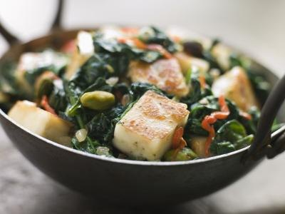 Eat foods like tofu that contain phenylalanine.