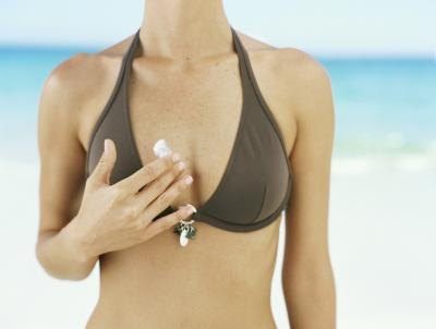 How to Treat Sun Damage to the Chest