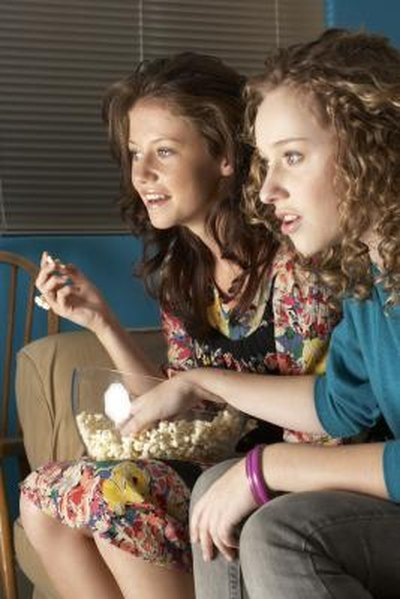 The Influence of Reality TV on Teen Girls