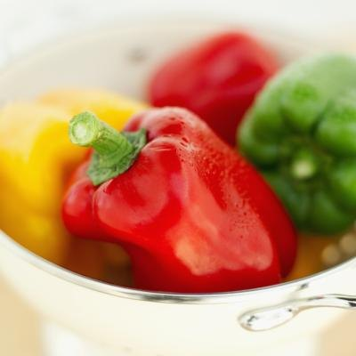 Glycemic Index of Bell Peppers