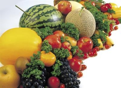 What Fruits & Vegetables Are Good for the Eyes?