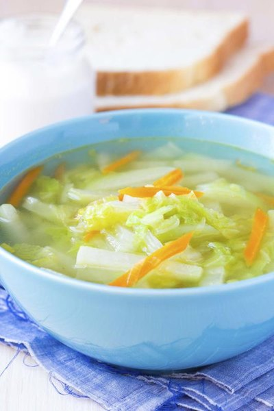How Many Calories Are in Cabbage Soup?