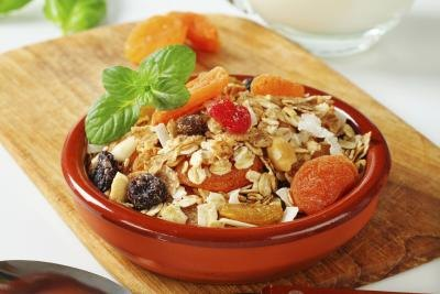 Fiber is a key proponent of a healthy diet.