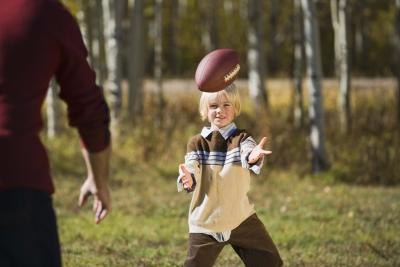 How to Teach Football to Children