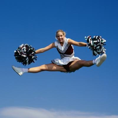 Competitive Cheerleading Dangers