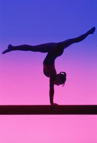 female gymnastic workouts livestrongcom