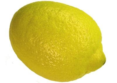 Do Lemons Contain Fructose?