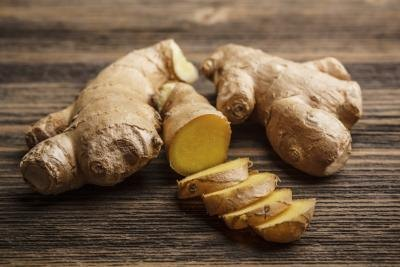 Ginger Tea to Relieve Menstrual Cramps