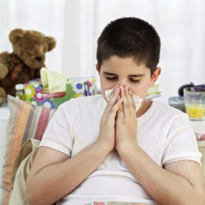 Natural Ways to Relieve a Cough in Children