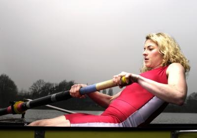 Proper Position of Elbows When Rowing
