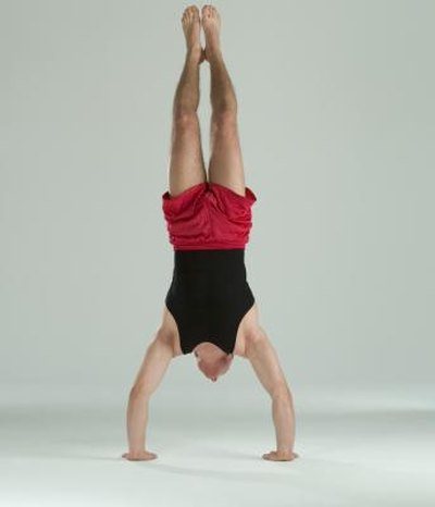 Gymnastic Moves for Beginners