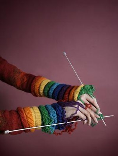 Hand Exercises for Knitters