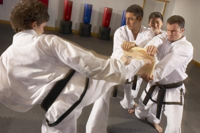 Tae Kwon Do Vs. Brazilian Jiu Jitsu