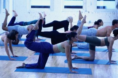 What Is Hot Fusion Yoga?