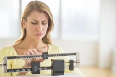 Why Do I Weigh More on the Scale Today Even After Exercising?