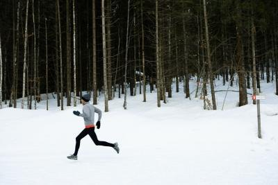 Running in Cold Weather & Lung Damage