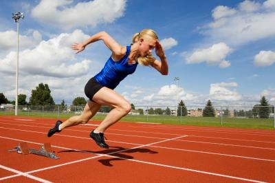 How to Train for the 400-Meter Dash