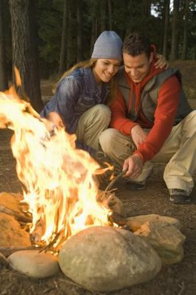 Healthy Campfire Snacks