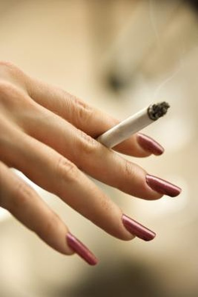 Negative Effects of Cigarette Smoke or Second-Hand Smoke