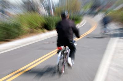 The Average Bike Riding Speed