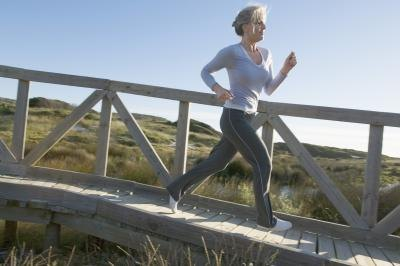 How to Go Jogging Without Getting Tired