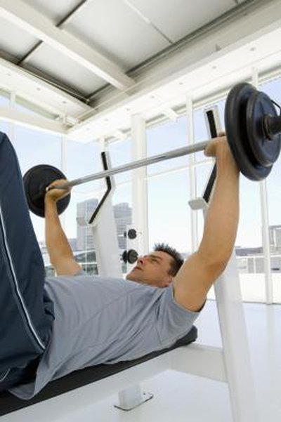 Bodybuilding Bench Press Proper Form