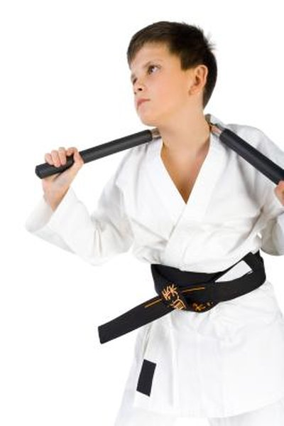 How to Earn a Karate Second-Degree Black Belt