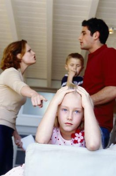 Broken Families & Child Behavior