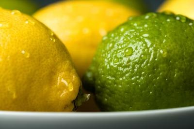 The Nutrition of Lemons & Limes