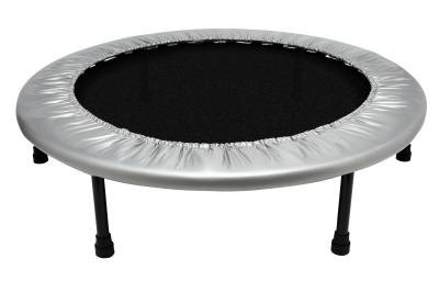 Round Trampolines Vs. Rectangle