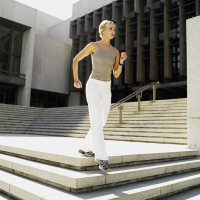 What Are the Benefits of Running Stairs?