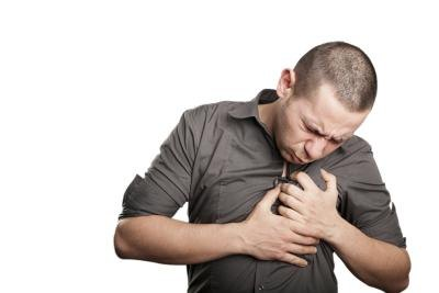 Angina Pain After Eating