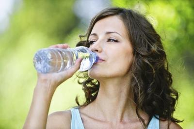 Replenish your body with fluids after and during exercise.