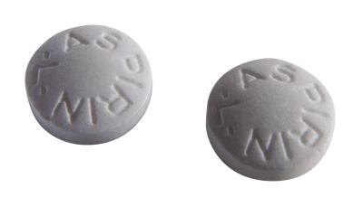 Ingredients of Bayer Aspirin