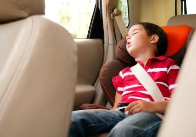 How Long Should Kids Stay in Booster Seats?