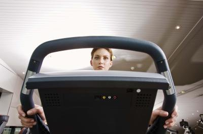 How to Make a Treadmill Run Without a Key