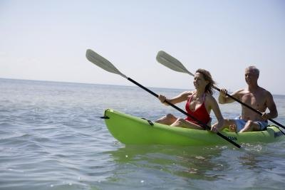 Games to Play While Teaching Kayaking