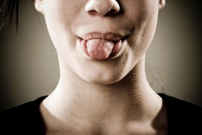 How to Stop a Bleeding Tongue