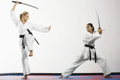 Basic Katana Exercises